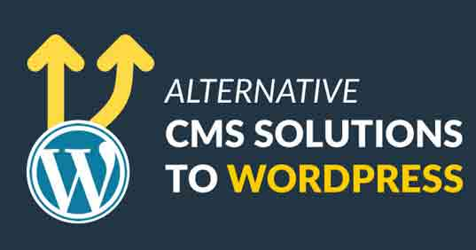 Alternatives CMS like WordPress
