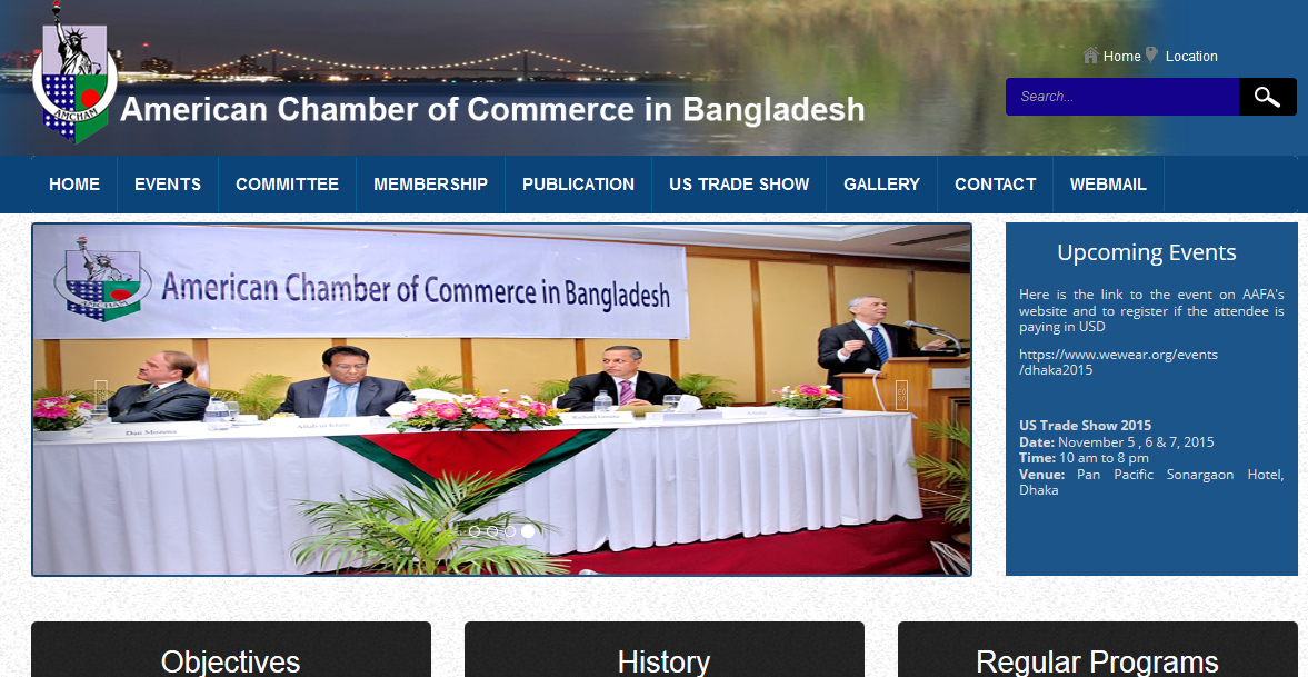 American Chamber of Commerce in Bangladesh