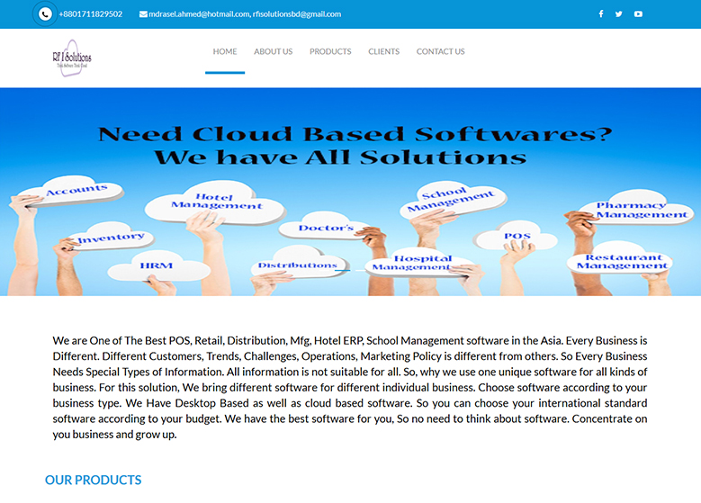 Best Software & Hardware , Web development company in Dhaka
