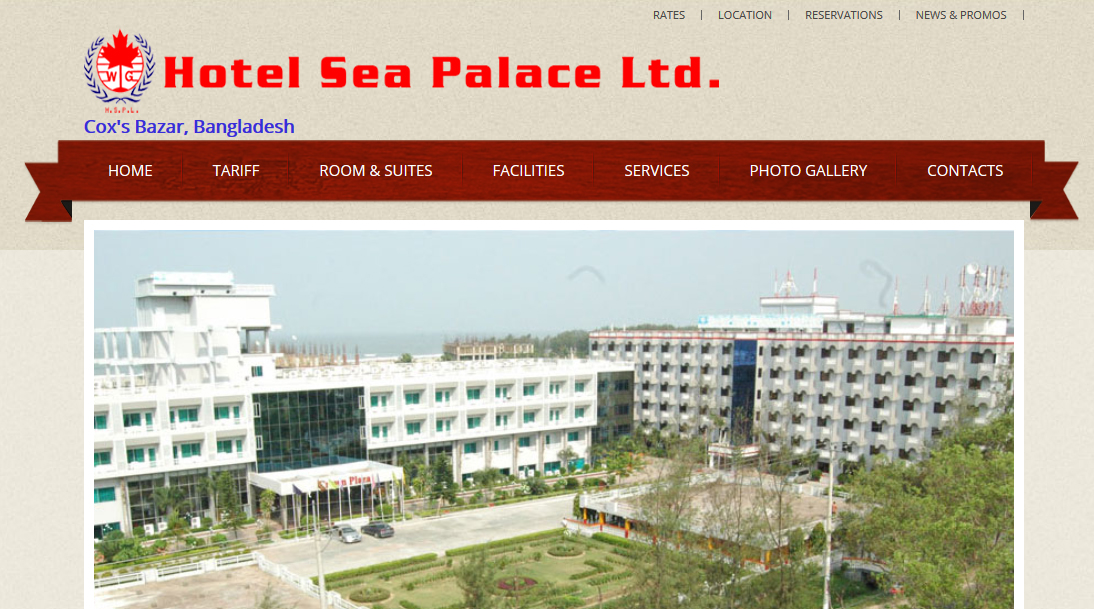 Hotel Sea Palace Ltd
