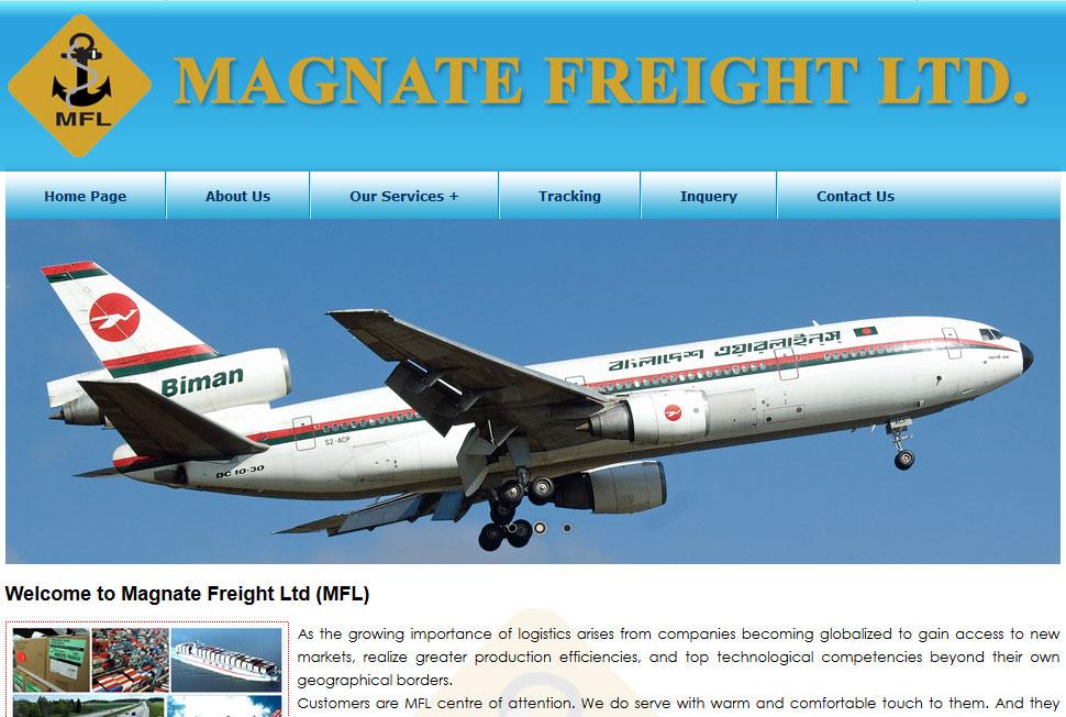 Magnate Freight Ltd
