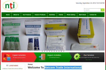 Netcom Trade International