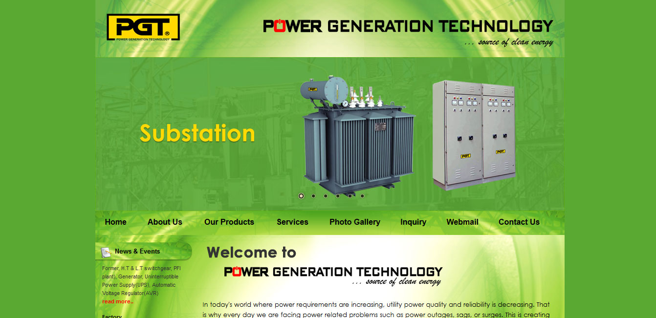 Power Generation Technology