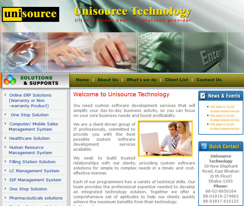 Unisource Technology